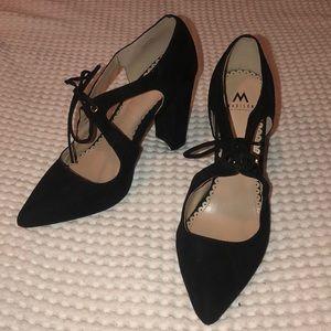 "Shoe dazzle Madison ""Davos"" Heels"